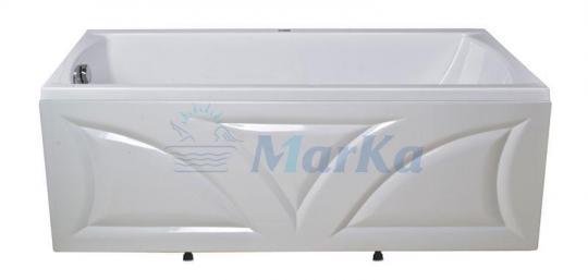 Ванна акриловая 1MarKa - MARKA ONE Modern (Модерн) 130x70 белая