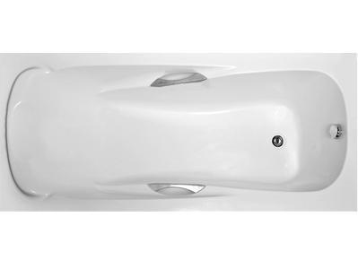 Ванна акриловая 1MarKa - MARKA ONE Calypso (Калипсо) 170x75 с ручками