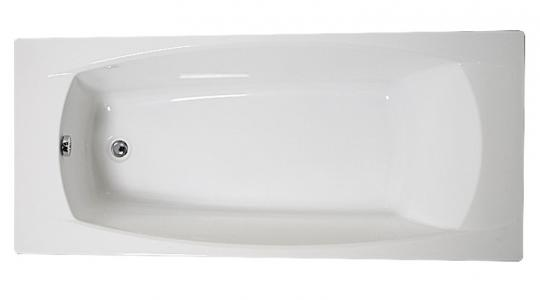 Ванна акриловая ОТРЕЗНАЯ 1MarKa-Marka One PRAGMATIKA173-155х75