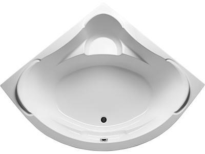 Ванна акриловая 1Marka-MARKA ONE Palermo(Палермо) 150x150 белая