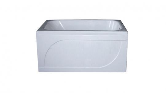 Ванна акриловая Тритон стандарт 120x70 белая