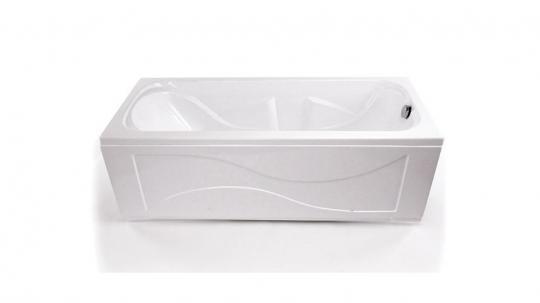 Ванна акриловая Тритон стандарт 170x75 белая