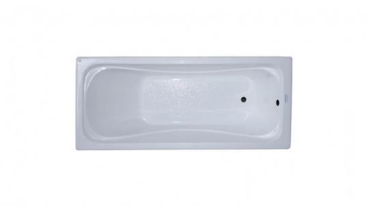 Ванна акриловая Тритон стандарт 140x70 белая
