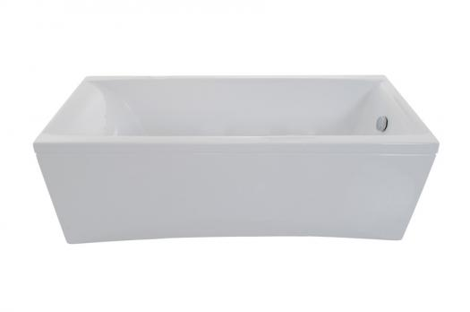 Ванна акриловая Тритон Джена 160x70 стандарт белая
