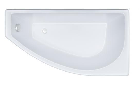 Ванна акриловая Тритон Бэлла 140x75x60 левая