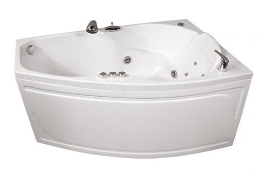 Ванна акриловая Тритон Бриз 150x95x67 левая