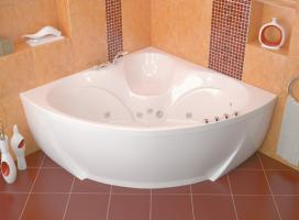 Ванна акриловая Тритон Сабина 160x160x68