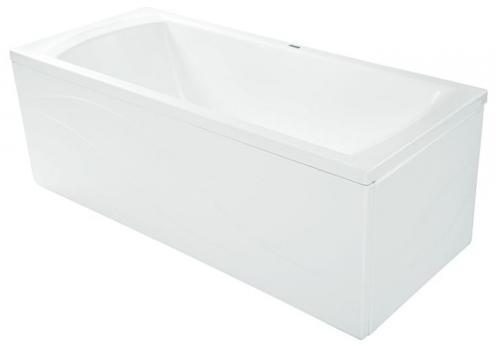Ванна акриловая SANTEK МОНАКО 160x70 белая