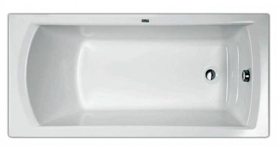 Ванна акриловая SANTEK МОНАКО 170х70 белая