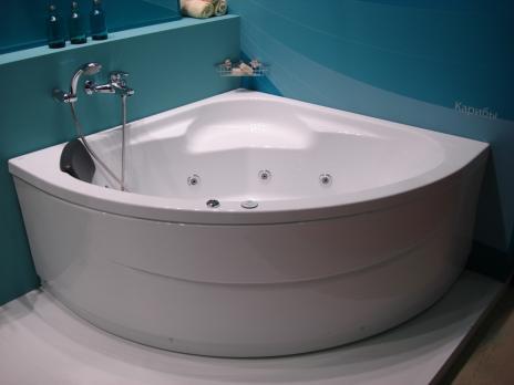 Ванна акриловая SANTEK КАННЫ 150х150