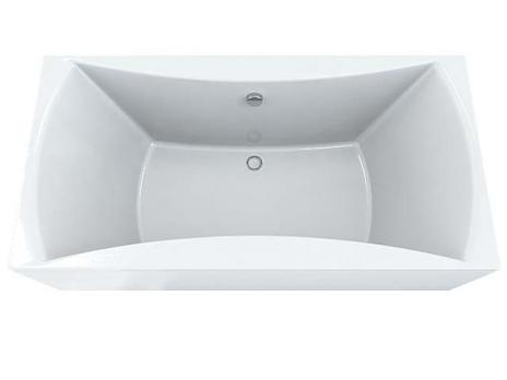 Ванна акриловая ALPEN LUNA 170x75