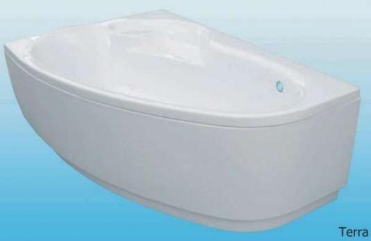 Ванна акриловая ALPEN TERRA 140x95 левая
