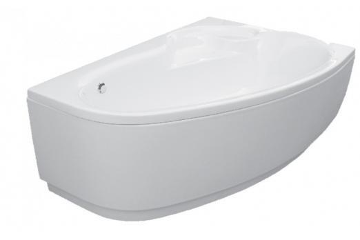 Ванна акриловая ALPEN TERRA 140x95 правая