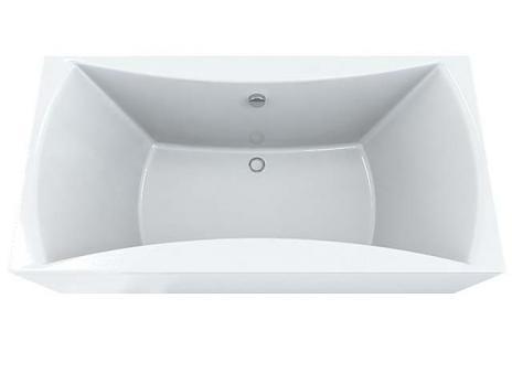 Ванна акриловая ALPEN LUNA 180x80