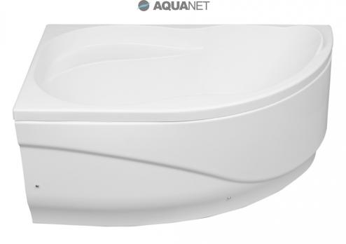 Ванна акриловая Aquanet Graciosa 150х90 левая