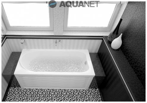 Ванна акриловая Aquanet Nord 160x70