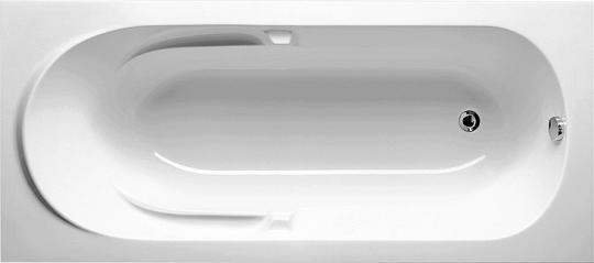 Ванна акриловая RIHO FUTURE 170х75 (Рихо Футуре)