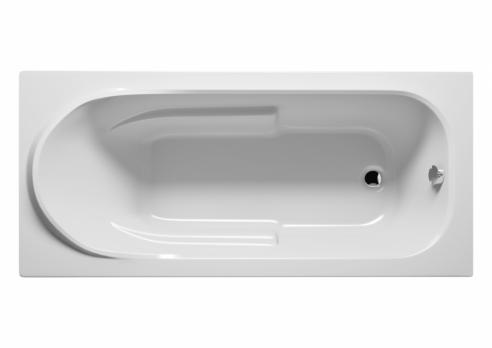 Ванна акриловая Riho Columbia 160x75 (Рихо Колумбия)