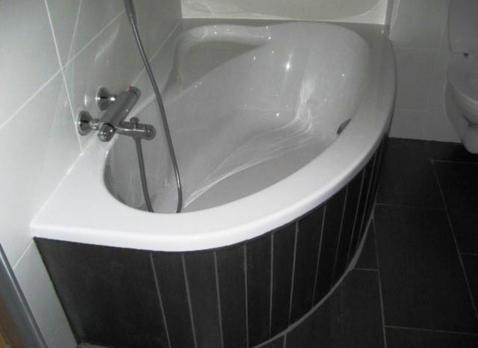 Ванна акриловая RIHO Lyra 140x90 L левая