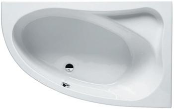 Ванна акриловая Riho Lyra 153x100 левая