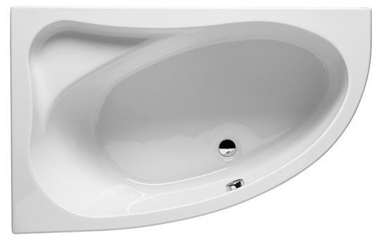 Ванна акриловая RIHO Lyra 153x100 R правая