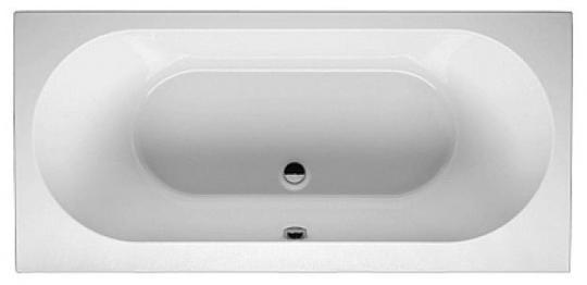 Ванна акриловая RIHO Carolina 180x80