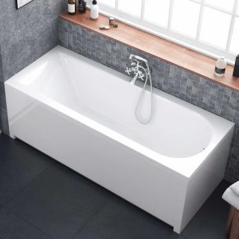 Ванна акриловая ACTIMA Aurum 170x70 Excellent на каркасе
