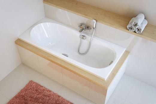 Ванна акриловая Excellent Sekwana 160x70