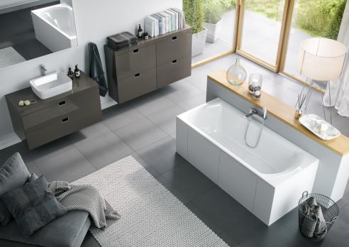 Ванна акриловая Excellent Lamia 150x75
