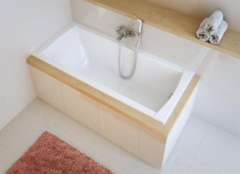 Ванна акриловая Excellent Aquaria 140х70