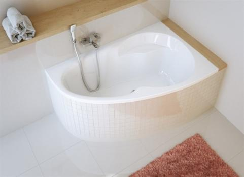 Ванна акриловая Excellent Newa 140х95, правая