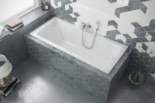Ванна акриловая Excellent Aquaria 170х75