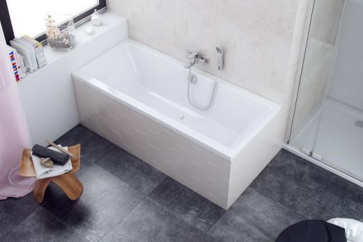 Ванна акриловая Excellent Pryzmat 150х75