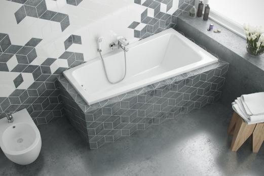 Ванна акриловая Excellent Ava Comfort 150х80, правая