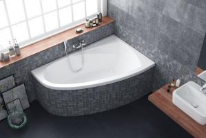 Ванна акриловая Excellent Aquaria Comfort 150х95, правая