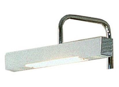 Светильник VERONICA-3 аллюминий-хром 1AX010SVXX000