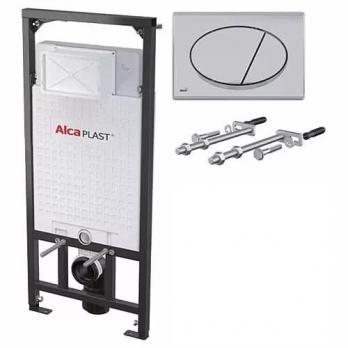 Инсталляция AlcaPlast A101/1200 + кнопка M071 Sadromodul