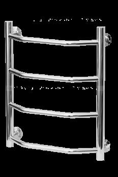 Полотенцесушитель Виктория П4 400x630 Terminus ниж подкл 400