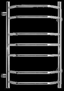 Полотенцесушитель Виктория П7 445x730 Terminus бок подкл 600