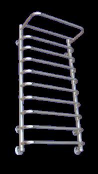 Полотенцесушитель Terminus Полка П10 500х1030 нижнее подкл 500