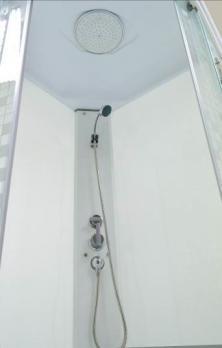 Душевой набор Тритон ДН3 с верхним тропическим душем