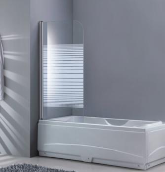 Шторка для ванной TICINO TP-K035 75х130