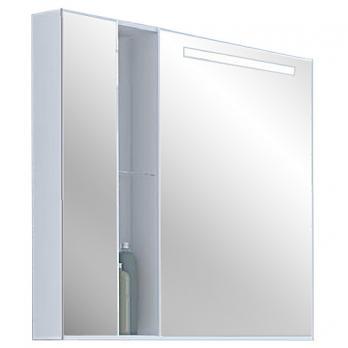 Шкаф зеркальный Акватон - Марко 80 (1A181102MO010)