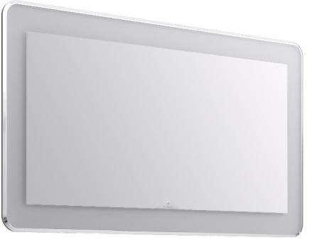 Зеркало подвесное AQWELLA 5 STARS - Malaga 120 (Mal.02.12)
