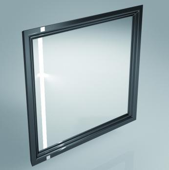 Зеркало Kerama Marazzi - Pompei 80 (Po.mi.80\BLK)