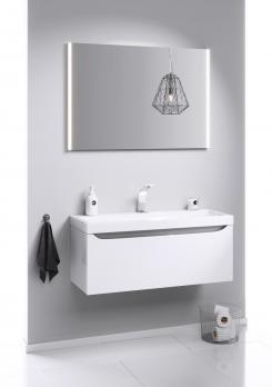 Зеркало подвесное AQWELLA - SM 100 (SM0210)