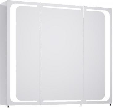 Зеркальный шкаф подвесной AQWELLA 5 STARS - Milan 80 (Mil.04.08)