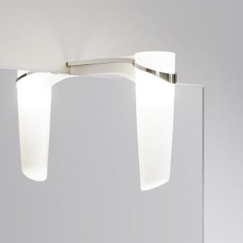 Зеркало подвесное AQWELLA - Leon-MP 40 (Ln-MP.02.04/W)
