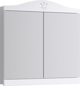 Зеркальный шкаф подвесной AQWELLA - Franchesca 85 (FR0408)