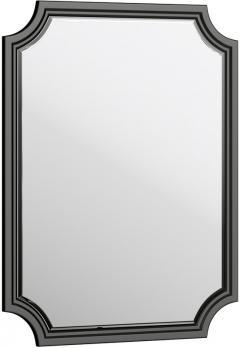 Зеркало подвесное AQWELLA 5 STARS - LaDonna 72 (LAD0207BLK)